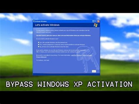 reset xp activation 30 days how to bypass windows xp 30 day activation learn how to