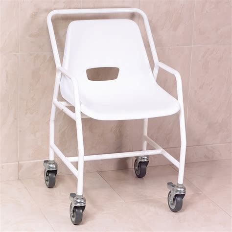 wheeled shower chair low prices