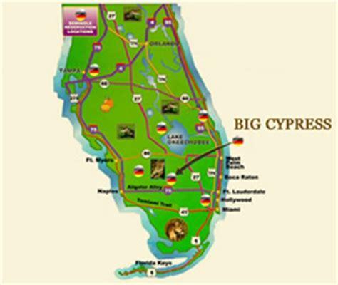 florida indian reservations map seminole tribe of florida tourism and enterprises big