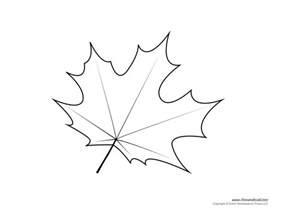 maple leaf template tim de vall comics printables for
