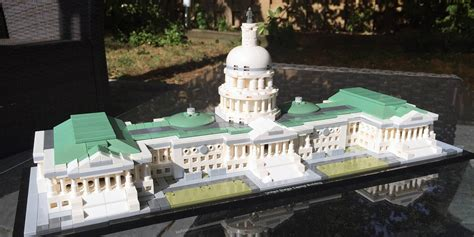 Floor Plan Of The Us Capitol Building by Lego S New U S Capitol Set Gives You The Building Blocks