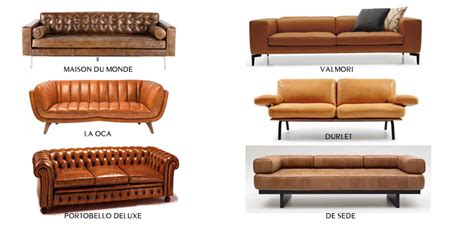 sofas de cuero sof 225 s de cuero para decorar el sal 243 n