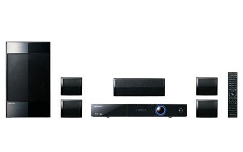 pioneer 3d surround sound home theater system