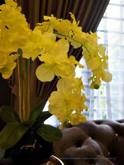 Nan Cantik Besar 3113 aku bukan bidadari buatsendiri gubah bunga orkid simple tapi cantik dengan kos minima