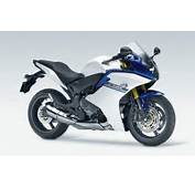 Top Motorcycle Wallpapers 2011 Honda CBR 600F Official