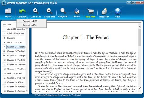epub format reader download epub reader for windows download softpedia