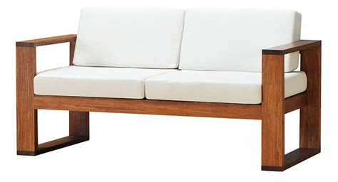 wooden loveseat couch wood pesquisa google sof 225 s pinterest wooden