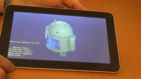 reset android tablet how to reset android tablet