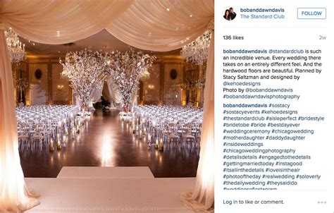 Wedding Instagram by Wedding Instagram Inspiration From Planners