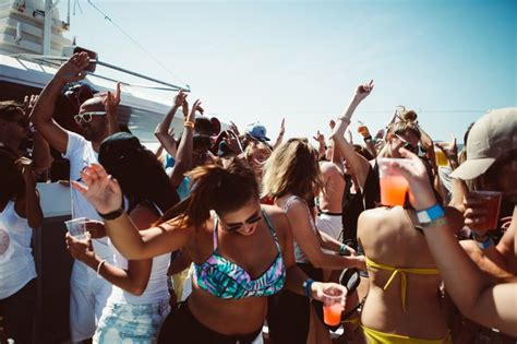 boat club ibiza unusual suspects ibiza boat club boat parties playa