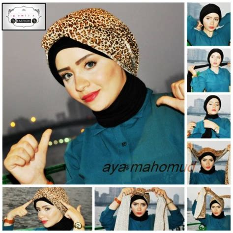 tutorial jilbab turban tutorial hijab pesta simple just trendy girls
