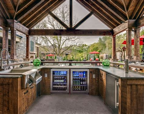 outdoor kitchen design center 25 best ideas about outdoor kitchen bars on pinterest