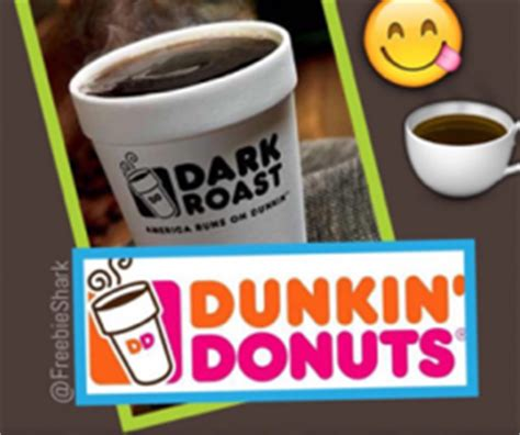 Dunkin Donuts Discount Gift Card - get a free 5 dunkin donuts gift card free coffee
