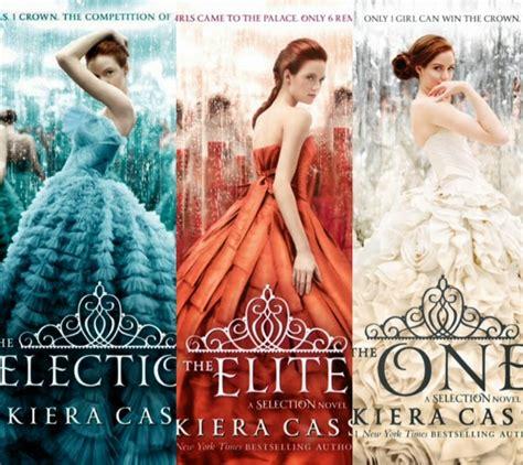The Selection Series Books 1 3 Bellas Bright Bookshelf
