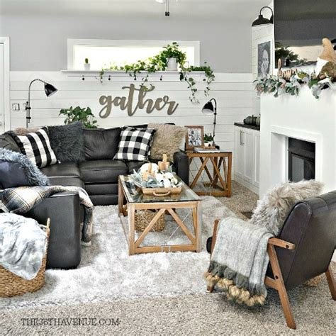 farmhouse home decor ideas the 36th avenue decorating ideas for fall 2017 billingsblessingbags org