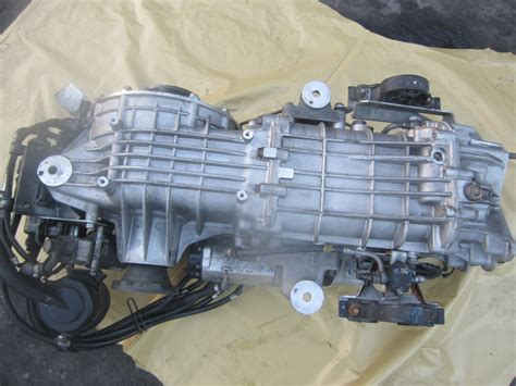 maserati quattroporte f1 transmission with differential