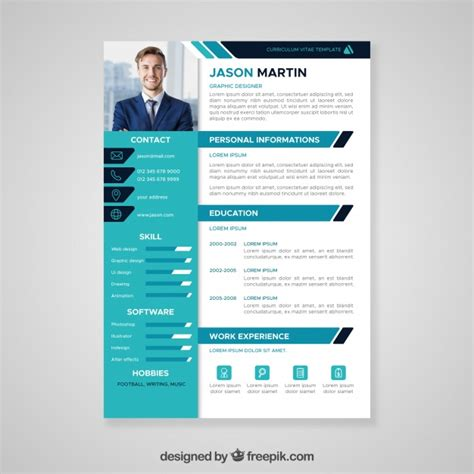 professional template curriculum vectors photos and psd files free