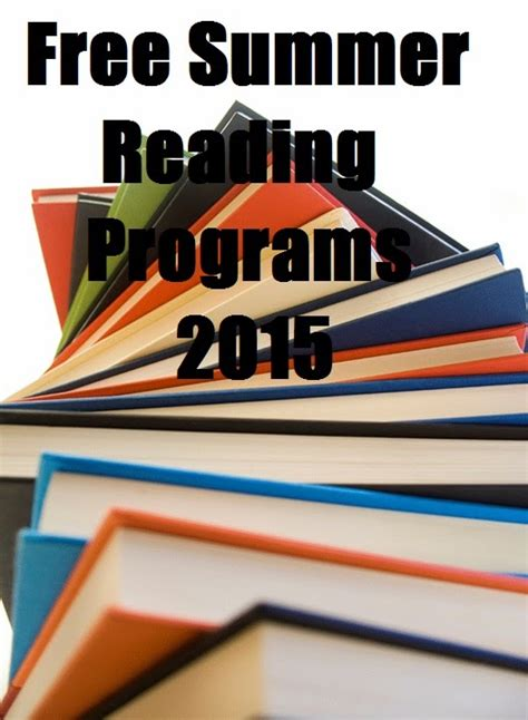 one less headache free summer reading programs for 2015