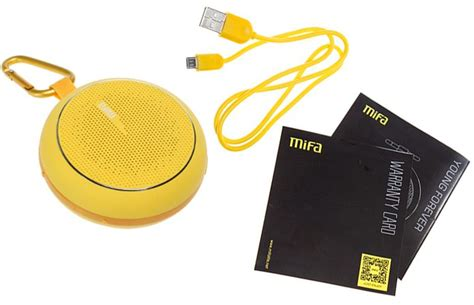 Speaker Xiaomi Mifa buy xiaomi mifa outdoor bluetooth speaker yellow in and united kingdom price review