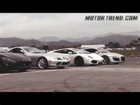 Audi R8,Ferrari F430,Lamborghini Gallardo LP560,Mercedes
