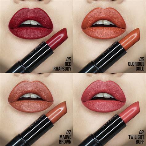Lipstick Makeover Hi Matte review make lipstick collection ultra hi matte