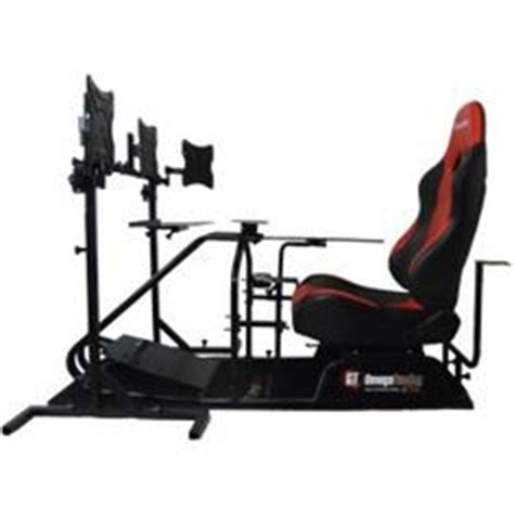 3 monitor chair gaming setup with ps3 pc surround sound system logitech