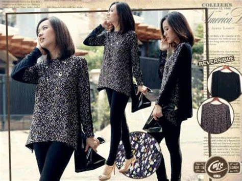 Tunic Ii Zahra Tunic Dress Tunik Baju Murah Atasan Murah 0129 tunic flower 2side i l o v e f a s h i o n s s