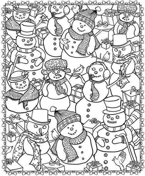 printable christmas adult coloring pages 21 christmas printable coloring pages everythingetsy com