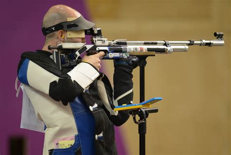 olympics day 9 shooting niccolo criani in olympics day 3 shooting zimbio