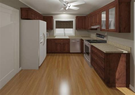 adams cherry cabinets wilsonart sandy topaz laminate tops