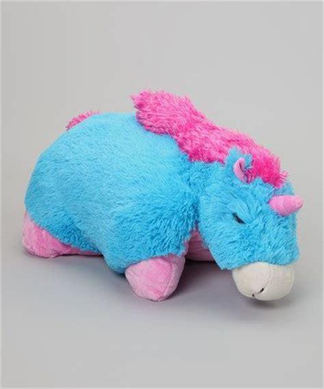 Blue Unicorn Pillow Pet by Best 25 Pillow Pets Ideas On Disney Pillow