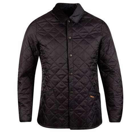 barbour heritage barbour heritage navy quilted liddesdale
