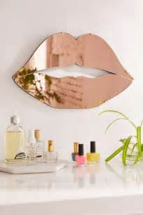 gold home decor mirror outfitters copper and gold