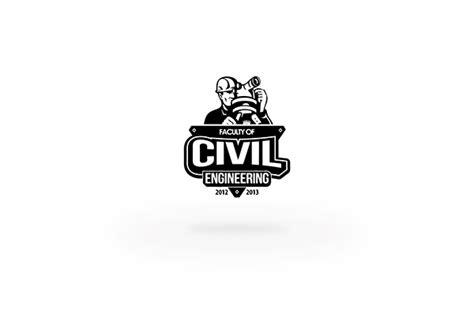 Logo Baju Engineering logo design faculty of civil engineering uitm on behance