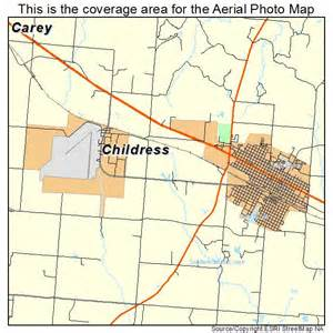 childress map aerial photography map of childress tx