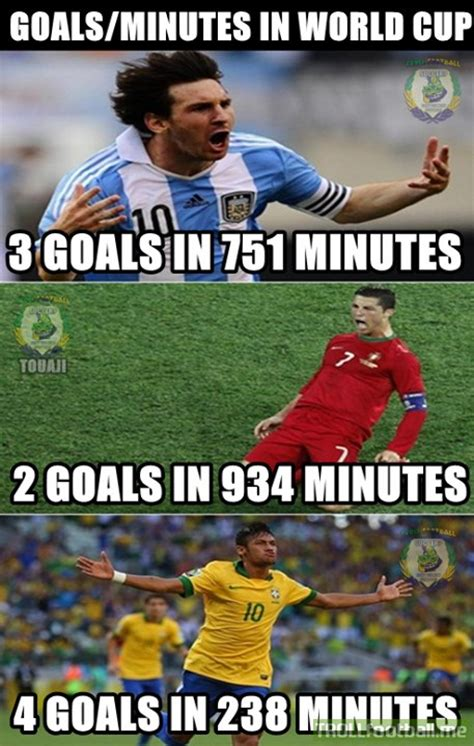 Cr7 Memes - neymar and messi vs cristiano ronaldo