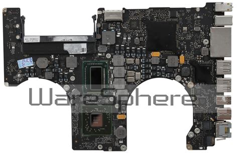 Motherboard Macbook Pro logic board i7 2760 for apple macbook pro 15 quot unibody late 2011 a1286 md322 661 6161