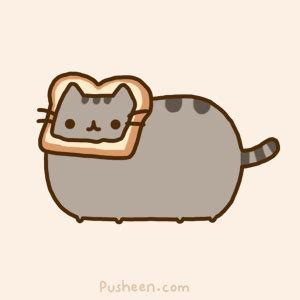 How To Make Toast Without Toaster Pusheen