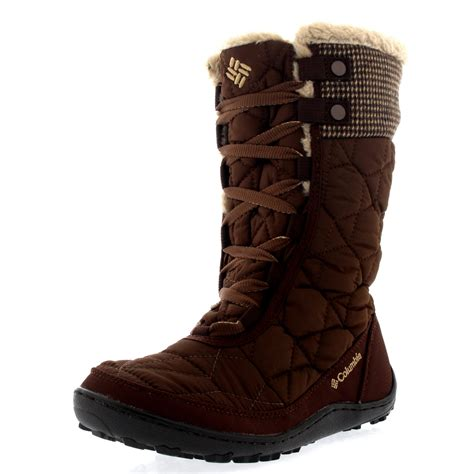 columbia winter boots womens columbia minx mid ii tweed omni heat waterproof