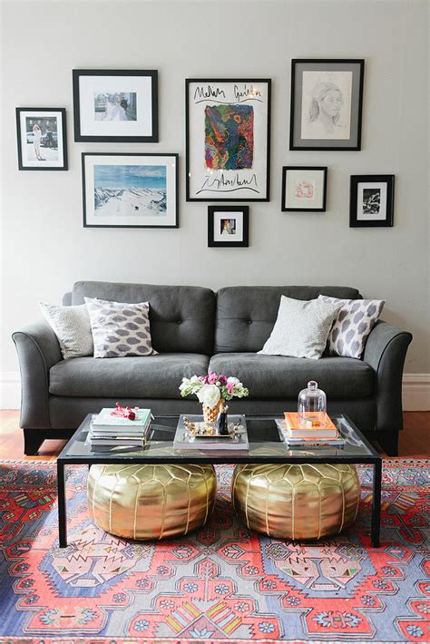 apartment furnishing ideas first apartment decorating ideas popsugar home