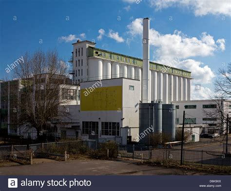 Garden City Electric Former Nabisco Shredded Wheat Factory Welwyn Garden City