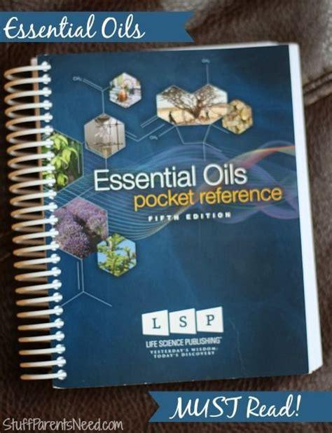 reference book for living oils essential oils pocket reference