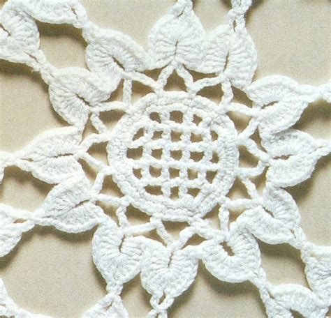 natural crochet tejidos flores para cintillos patr 243 n para tejer mantel redondo con flores a crochet