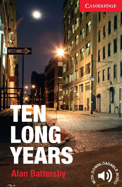 ten years after the future books cambridge readers cambridge press espa 241 a