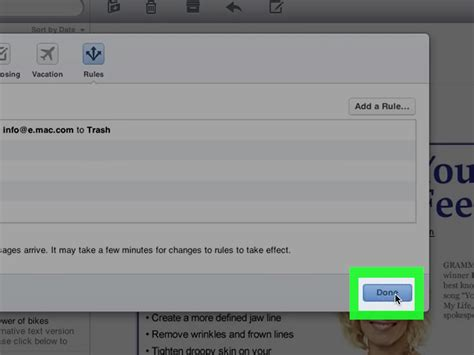 yahoo email block sender 4 ways to block emails wikihow