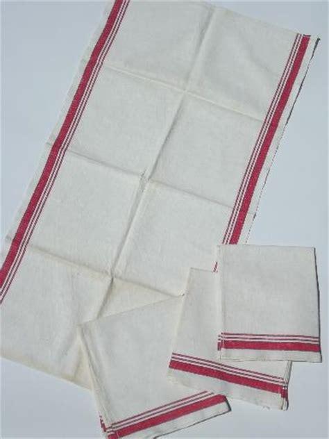 white cotton kitchen towels white cotton kitchen towels vintage dish towel set of 4
