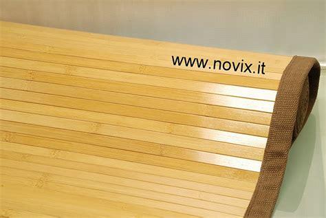 tappeto in bambu tappeto bamb 217 naturale 120x180 cm