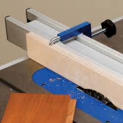 rocker woodworking universal fence cls pair rockler woodworking tools