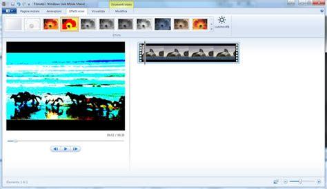 tutorial come usare windows live movie maker come usare windows movie maker come fare tutto