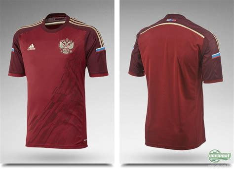 adidas russia russia and adidas present new home shirt